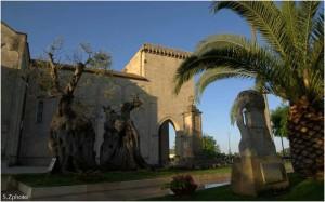 Alezio (LE), antico Santuario della Madonna della Lizza